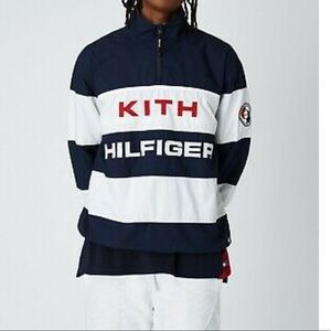 KITH for Tommy Hilfiger striped pullover